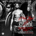 Slim Dunkin & D-Bo - Block Illegal 2 (Hosted By Waka Flocka) mixtape cover art