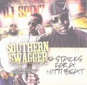 Southern Swagger Nitti Style mixtape cover art
