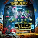 Space Invaders 9 mixtape cover art