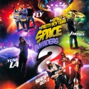 Space Invaders 2 mixtape cover art