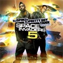 Space Invaders 5 (The Final Destination) mixtape cover art
