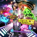 Space Invaders 6 (Back By Popular Demand!) mixtape cover art