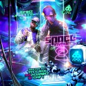 Space Invaders 8 (Hosted By 2Chainz & Cap1) mixtape cover art