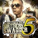 Southern Swagger, Vol. 5 mixtape cover art