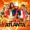 The Real Atlanta mixtape cover art