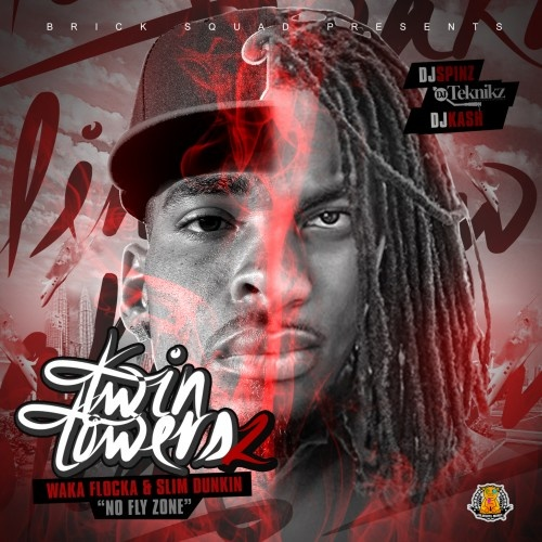 Waka Flocka Ft. Slim Dunkin, Bezo & Dame –  Double Up [NO DJ]