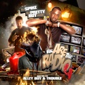 We Are The Radio 4 (Hosted By Alley Boy & Trouble) mixtape cover art