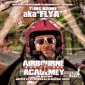 Yung Booke - Airbourne Academy mixtape cover art