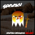 Spooky - Spartan Sessions mixtape cover art