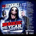 The Rookie Of The Year Mixtape Series mixtape cover art