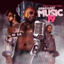 Arrogant Music 19 mixtape cover art