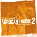 Arrogant Music 2 mixtape cover art