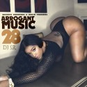 Arrogant Music 28 mixtape cover art