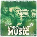 Arrogant Music 4 mixtape cover art