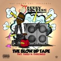 Berry Bonkers - TNT: Tired N Throwed mixtape cover art