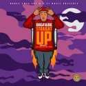 Big Fabe - Straight Up mixtape cover art