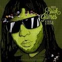 Brick - Brick James mixtape cover art