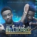 Bricks 2 Billboards 3 mixtape cover art