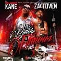 BWA Kane - Barely Famous mixtape cover art
