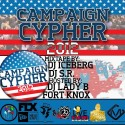 Campaign Cypher Mixtape (Hosted By Fort Knox & DJ Lady B) mixtape cover art