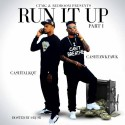 CashtalkQT & Cashtawkfawk - Run It Up mixtape cover art