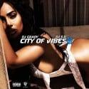 City Of Vibes 3 mixtape cover art