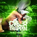 Cyber Trappin mixtape cover art