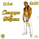 D Smith - Champagne & Magnums mixtape cover art