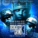Dedicated To My Grind 3.5 mixtape cover art