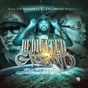 Dedicated To My Grind 5 mixtape cover art