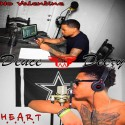 Deuce & Deezy - No Valentine/Heart mixtape cover art
