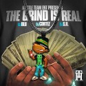 HustleTeam - The Grind Is Real mixtape cover art
