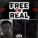 Free The Real mixtape cover art