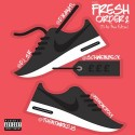Fresh Order 2 mixtape cover art