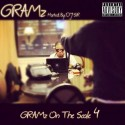 GRAMz - GRAMz On The Scale 4 mixtape cover art