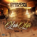 Grindin In Da Lab - Lab Life mixtape cover art