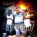 Heat 4 The Streetz 2 mixtape cover art