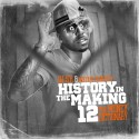 History In The Making 12 mixtape cover art