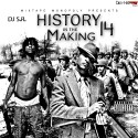 History In The Making 14 mixtape cover art