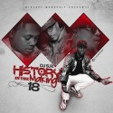 History In The Making 18 mixtape cover art