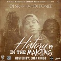 History In The Making 19 mixtape cover art