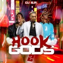 Hook Gods 2 mixtape cover art