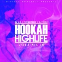 Hookah Highlife 10 mixtape cover art