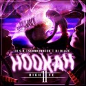 Hookah Highlife 11 mixtape cover art