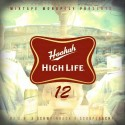 Hookah Highlife 12 mixtape cover art