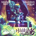 Hookah Highlife 16 mixtape cover art