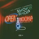 Hookah Highlife 17 mixtape cover art