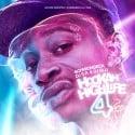 Hookah Highlife 4 mixtape cover art