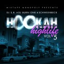 Hookah Highlife 5 mixtape cover art