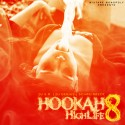 Hookah Highlife 8 mixtape cover art